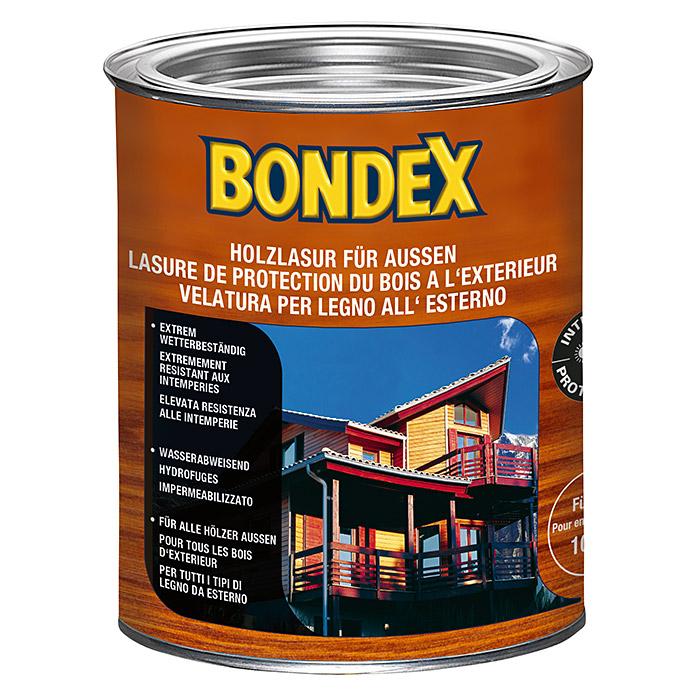 Lasure à bois BONDEX incolore