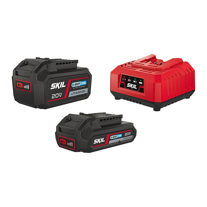 SKIL® Red Maschinen-Set 3353EA 20V
