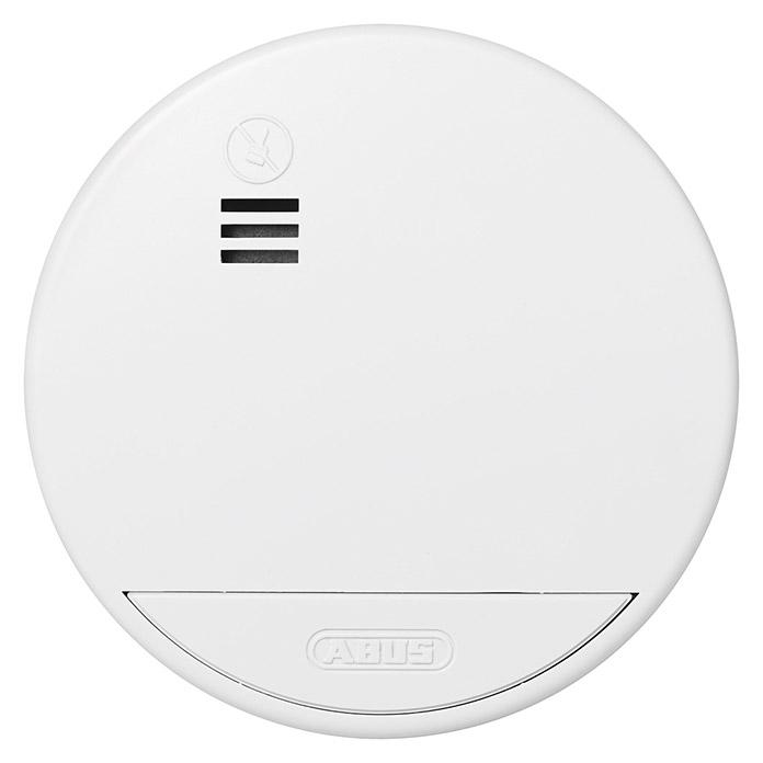 ABUS Détecteur de fumée sans fil RWM 165 blanc