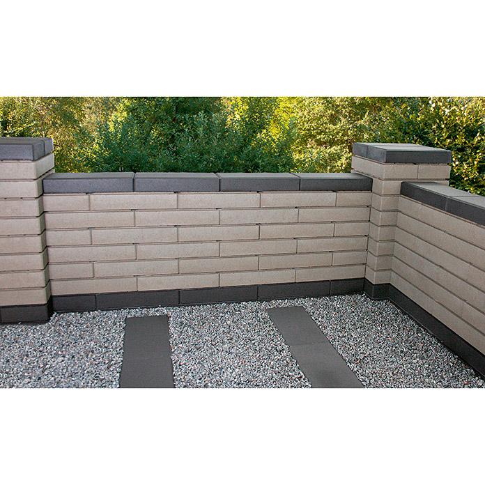 Mauer C-Line Grau