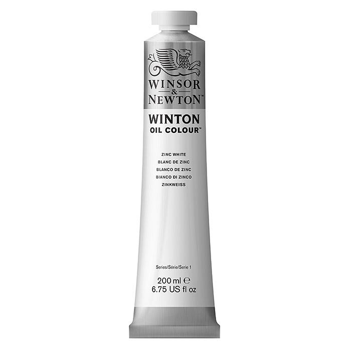 Winsor & Newton Winton Ölfarbe Zinkweiss