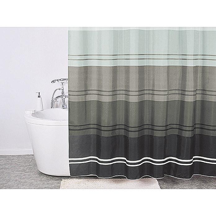 VENUS Textil-Duschvorhang Stripes