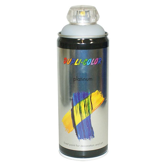 DUPLI-COLOR platinum Buntlackspray RAL 7001