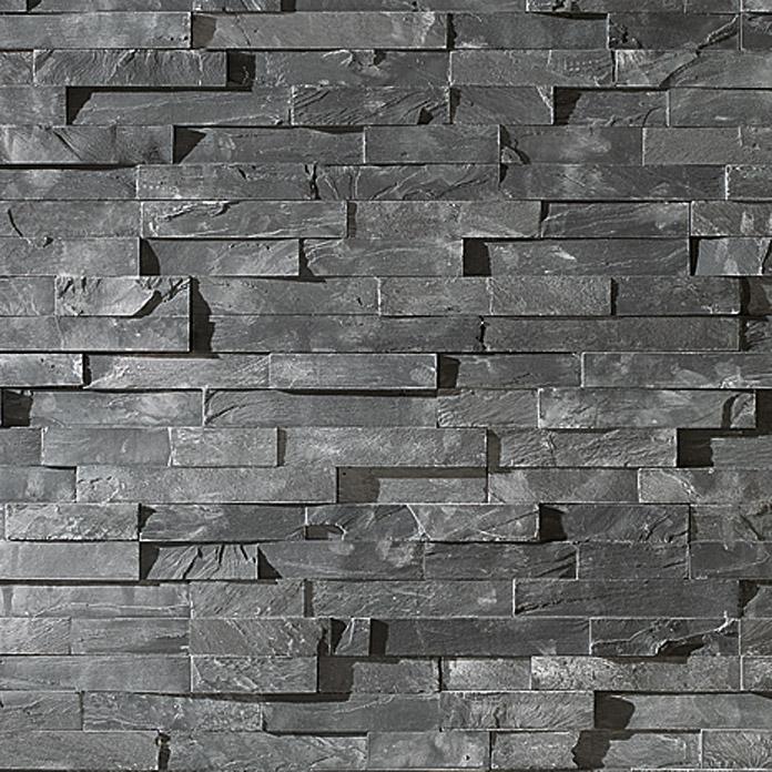 Küchenboden In Betonoptik: Wandverkleidung Schiefer Pietra Bei BAUHAUS Kaufen