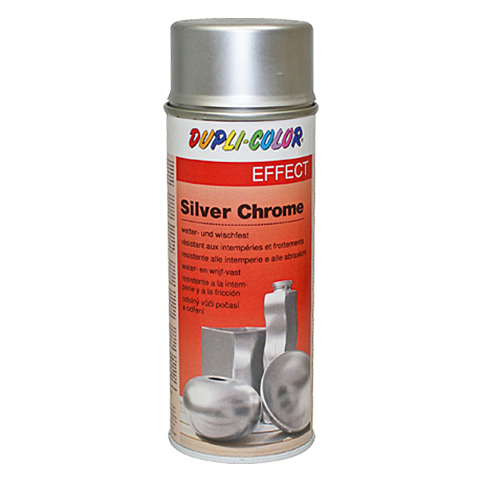 DUPLI-COLOR EFFECT Spezialspray Silver Chrome
