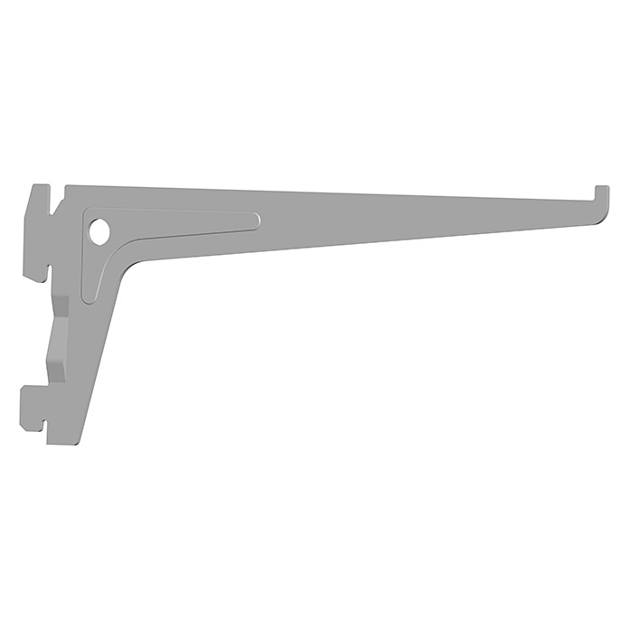 Console Pro S 50 blanc/alu 20 cm