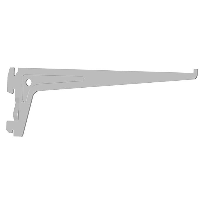 Pro-Träger S 50 Weiss/Aluminium 25 cm