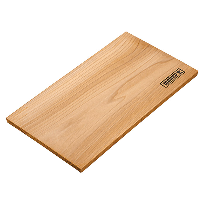 Weber Piano di affumicatura di legno di cedro
