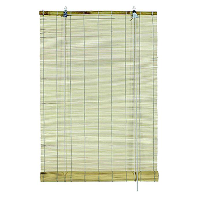Basic Bambusrollo Natur 60 x 160 cm