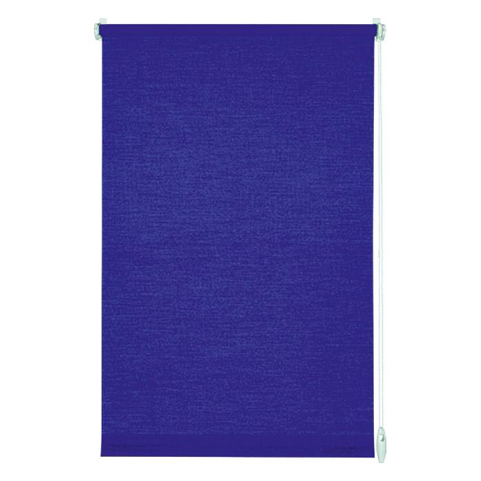 Store EASYFIX bleu foncé 100 x 150 cm