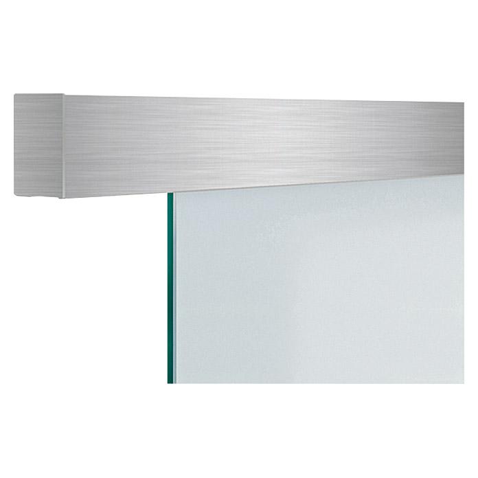 DIAMOND DOORS Linea pour porte coulissante en verre