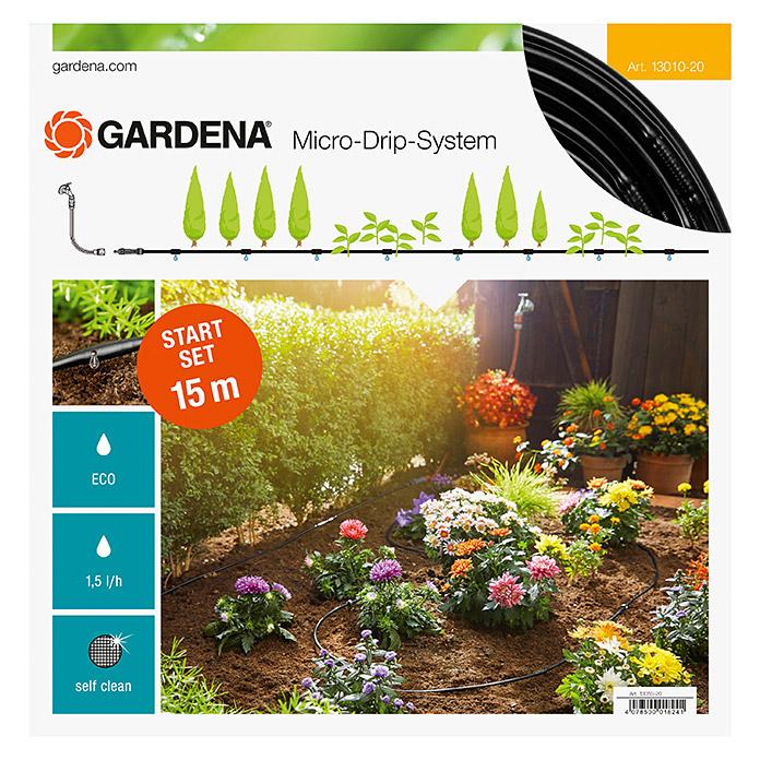 Kit de démarrage GARDENA Micro Drip S