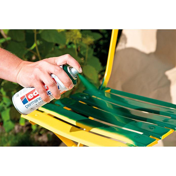 edding Peinture aérosol vert foncé