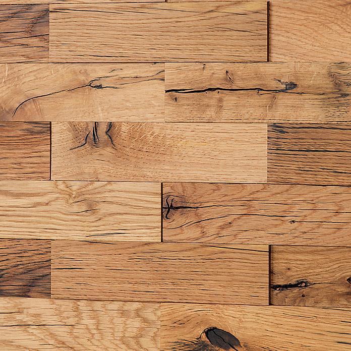 plaquette de parement bois v ritable vieux bois de ch ne. Black Bedroom Furniture Sets. Home Design Ideas