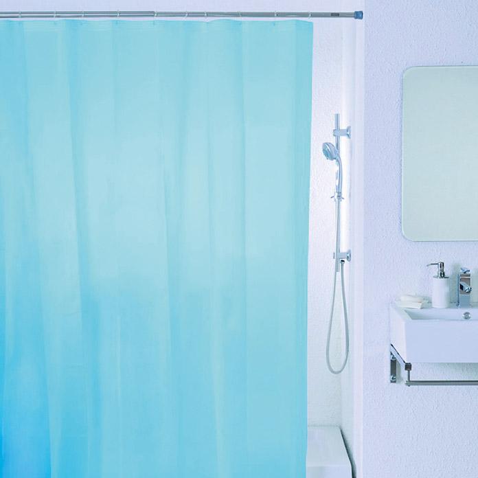VENUS Folien-Duschvorhang Uni