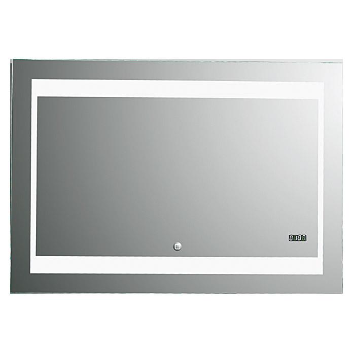 Led Lichtspiegel Silver Futura Bei Bauhaus Kaufen