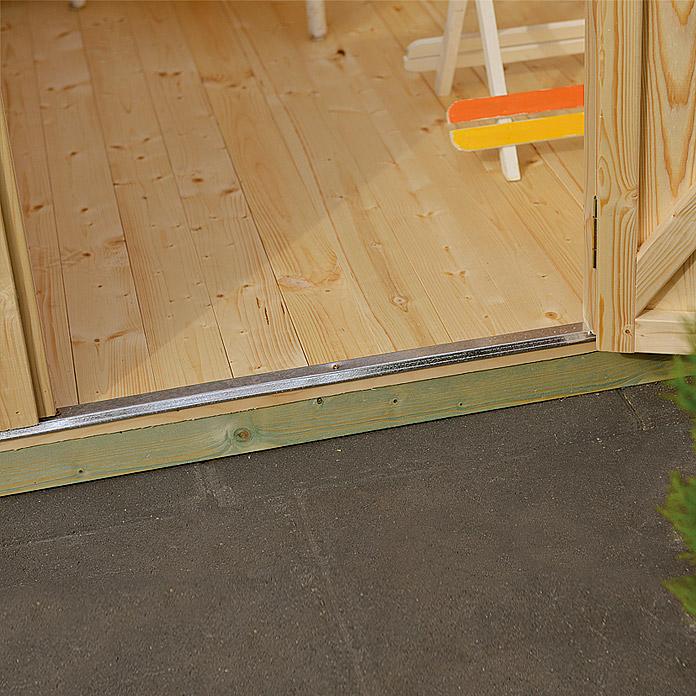 Chalet de jardin Eco-Lounge avec toit en appentis