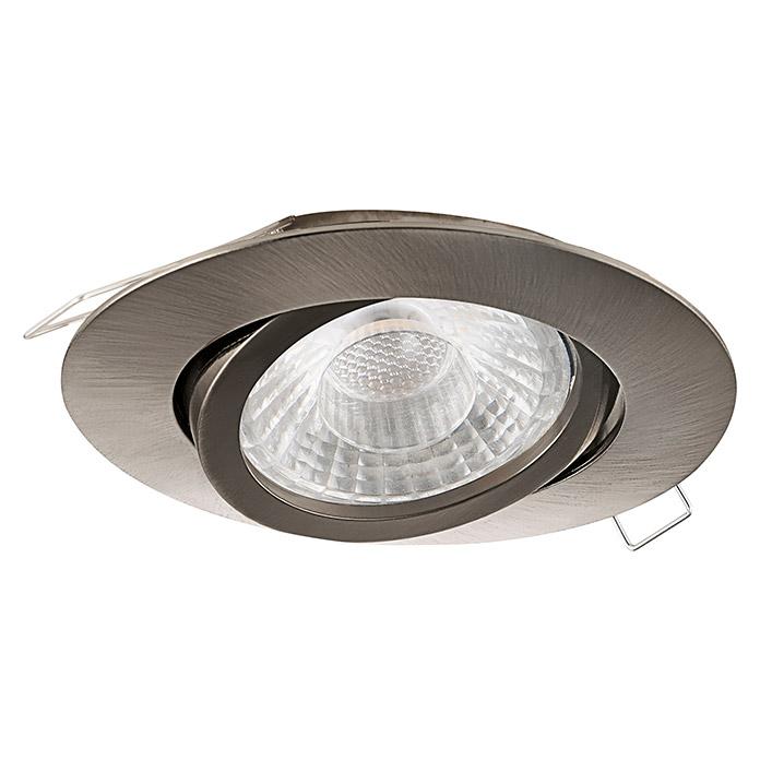 EGLO LED-Einbaulampe rund Tedo
