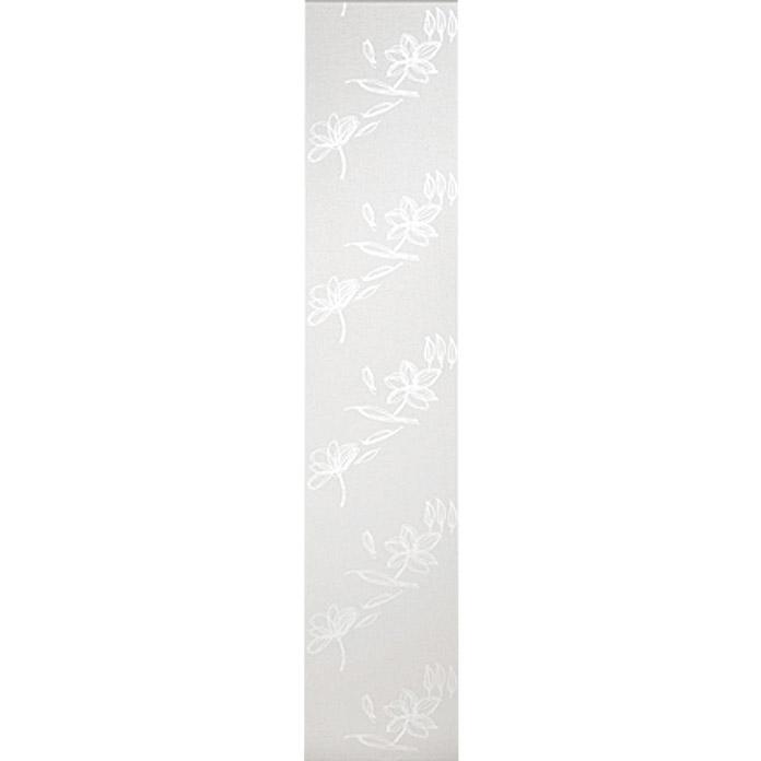 Panneau japonais Expo Ambiente Flower blanc