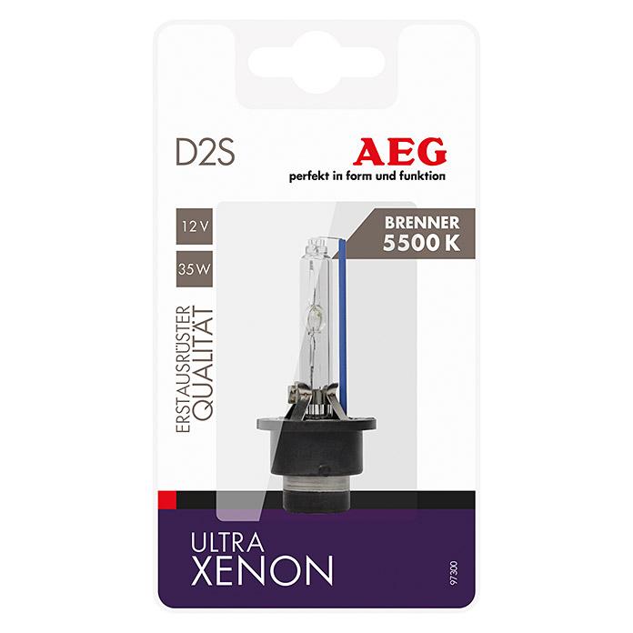 AEG Lampe de projecteur Xénon D2S 5500 K