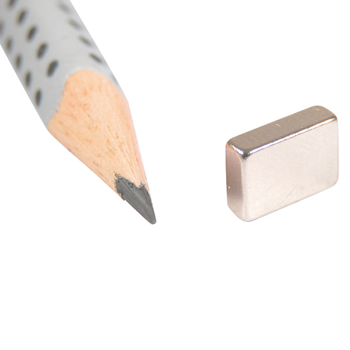 Aimant POWER forme carré 10x7x3 mm
