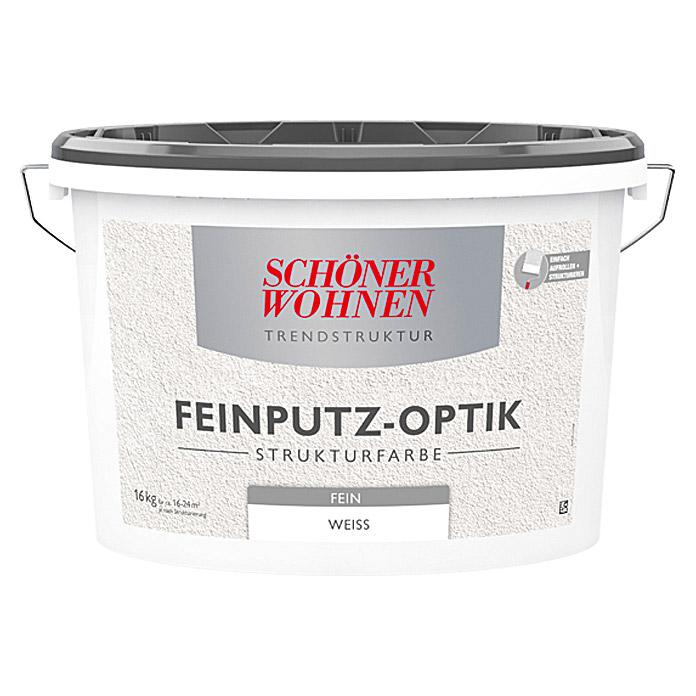 SCHÖNER WOHNEN Feinputz-Optik Fein