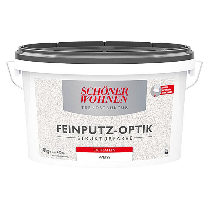 SCHÖNER WOHNEN Feinputz-Optik Extrafein