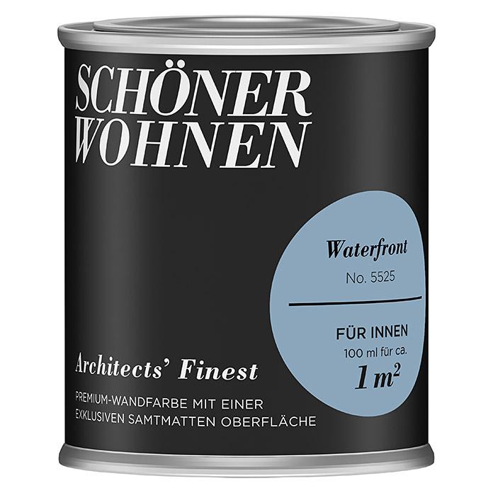 SCHÖNER WOHNEN Architects' Finest Premium-Wandfarbe Waterfront