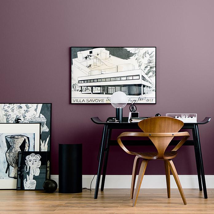 sch ner wohnen architects 39 finest premium wandfarbe canary. Black Bedroom Furniture Sets. Home Design Ideas