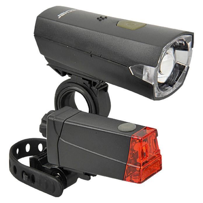 Fischer Batterie-Lampen-Set