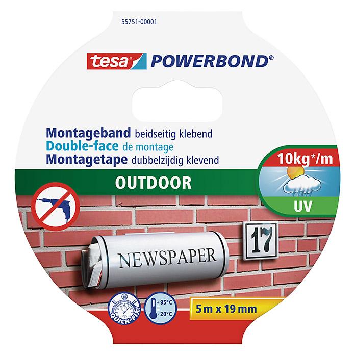 tesa Powerbond Montageband Outdoor