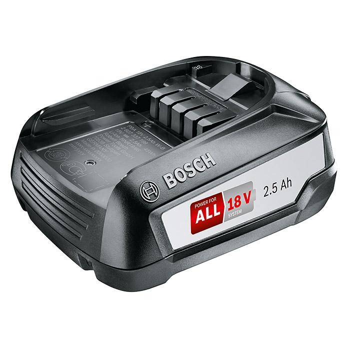 BOSCH Akku Starter-Set 18 V