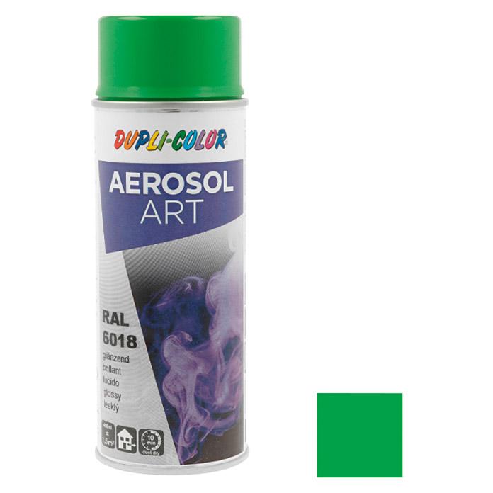 DUPLI-COLOR Buntlackspray Aerosol-Art RAL 6018