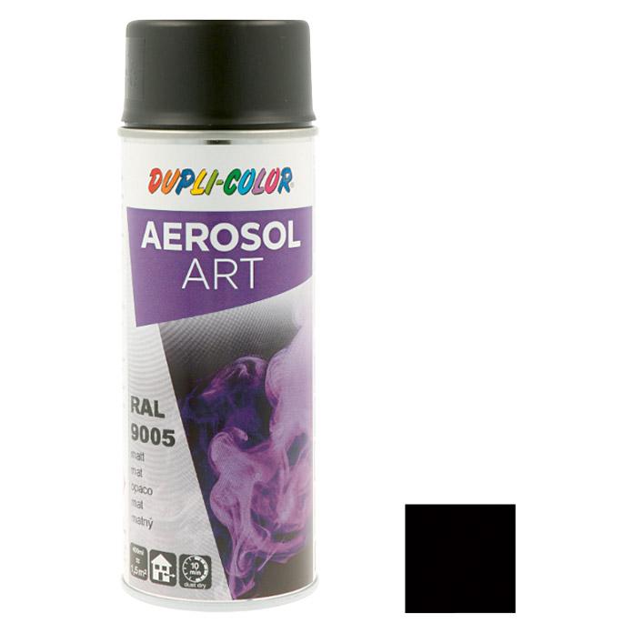 Peinture aérosol DUPLI-COLOR Aerosol-Art RAL 9005