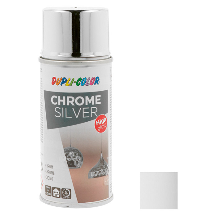 Spray spécial EFFECT DUPLI-COLOR chrome