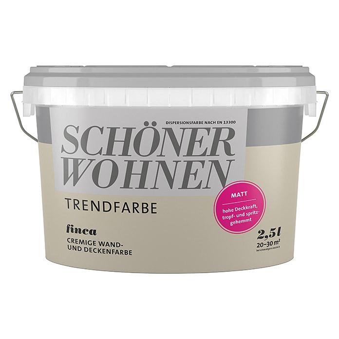 SCHÖNER WOHNEN Peinture tendance Finca