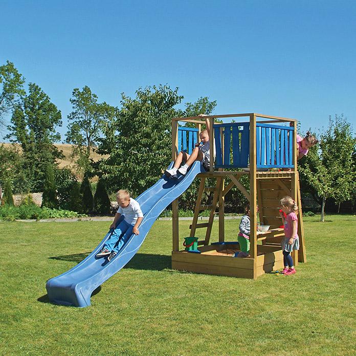 Kinderspielturm Fun Bei Bauhaus Kaufen