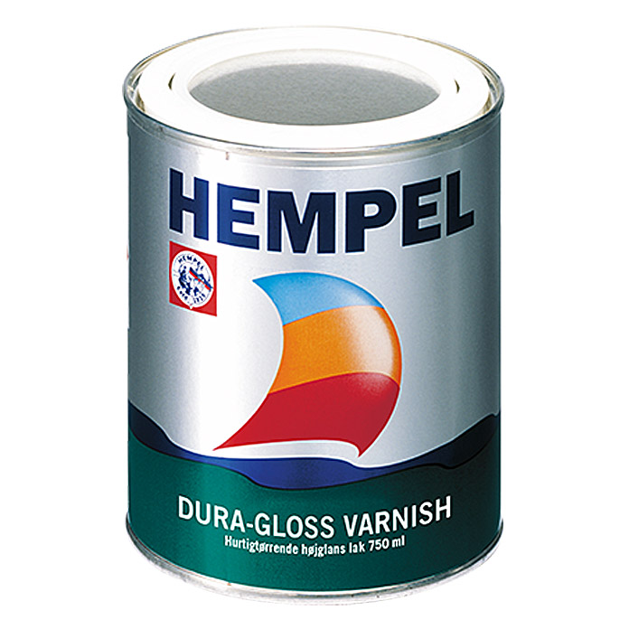 Hempel Dura-Gloss Varnish Klar