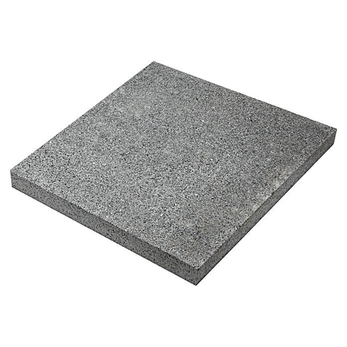 Dalle de sol en granit G 654 waterjet