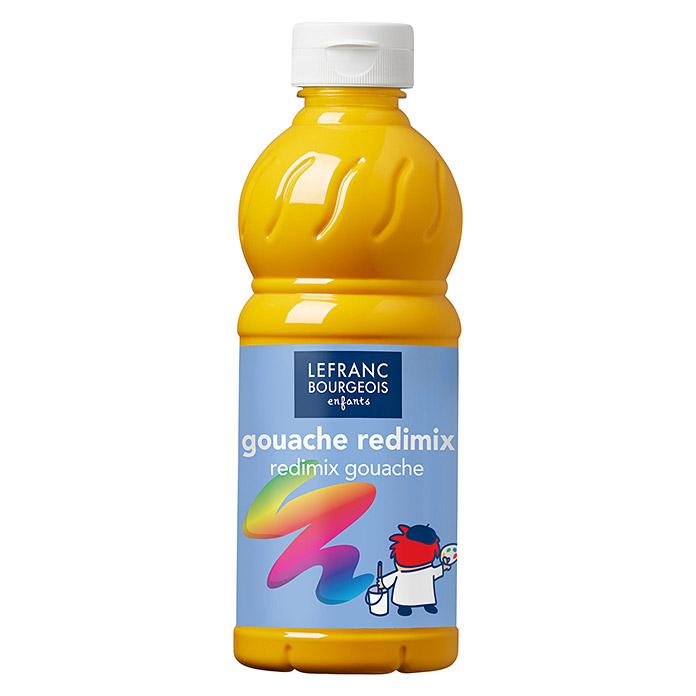 LEFRANC BOURGEOIS Gouache Redimix Couleur jaune or