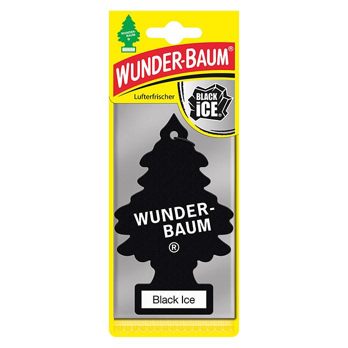 WUNDER-BAUM rafraichisseur d'air Black Ice
