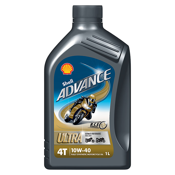Shell Advance Ultra huile pour moteurs