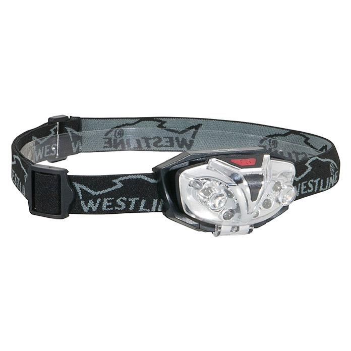 Westline LED-Stirnlampe Duo