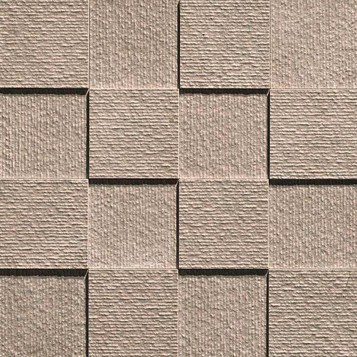 Mosaikplättli Seastone Greige 3D