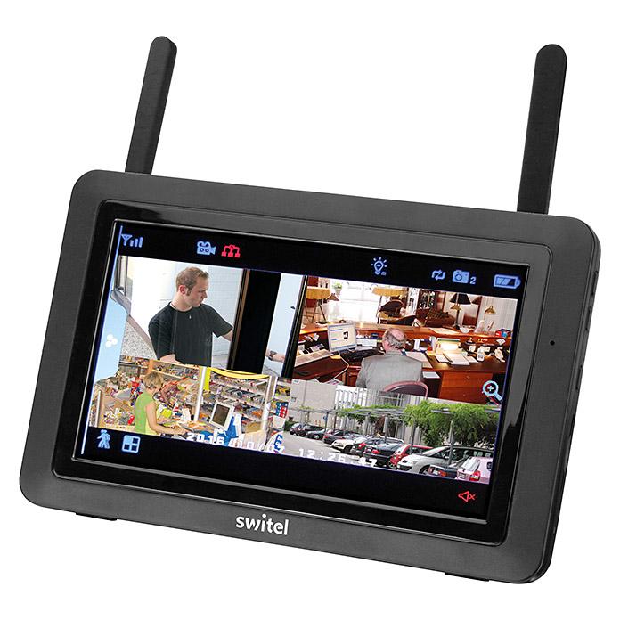 switel SECURITY Überwachungssystem HSIP6000