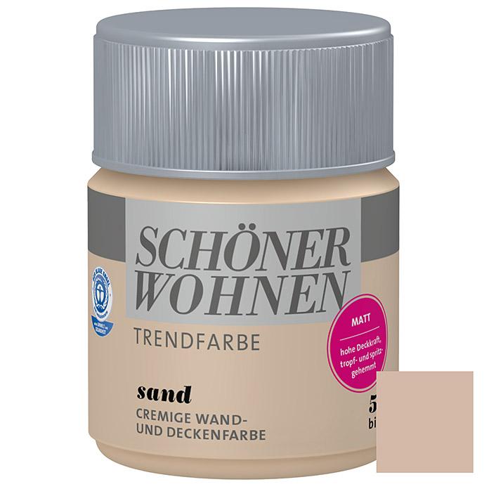 Schöner Wohnen Wandfarbe Trendfarbe In 2019: SCHÖNER WOHNEN Trendfarbe Sand Bei BAUHAUS Kaufen