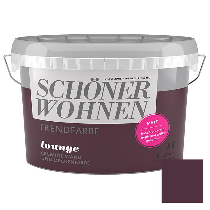 SCHÖNER WOHNEN Trendfarbe Lounge