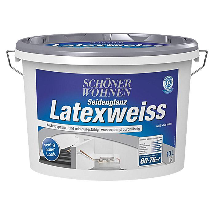 Peinture Latexweiss SCHÖNER WOHNEN