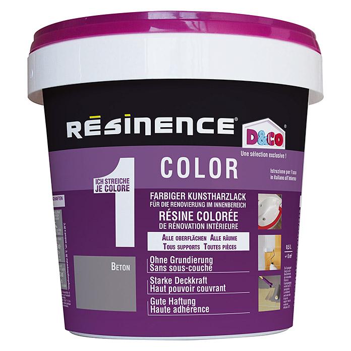 Peinture à la résine synthétique de couleur Résinence® Color acheter chez BAUHAUS