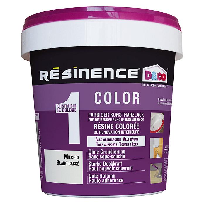 Résinence Color Farbiger Kunstharzlack